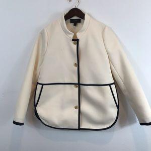 J. Crew Blazer Jacket Business Wear Size 4